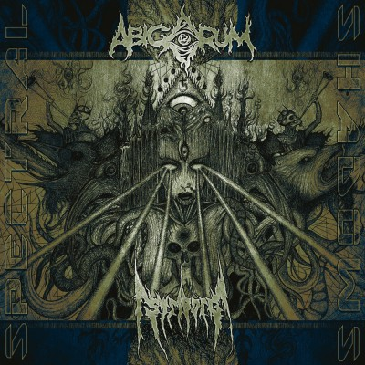 029GD / DPS010: Abigorum / Striborg - Spectral Shadows [split] (2018)