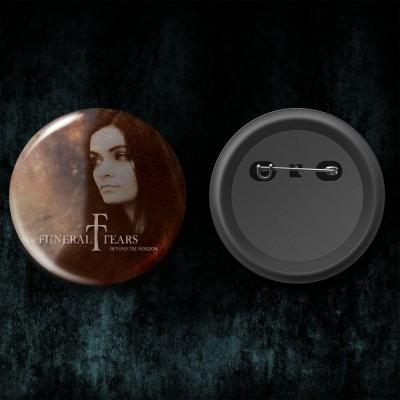 030SAT: Badge - Funeral Tears