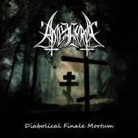 SODP030 / DR 020 CD / MSR-VI: Амезарак - Diabolical Finale Mortum (2015)