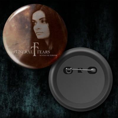 031SAT: Badge - Funeral Tears (Big)