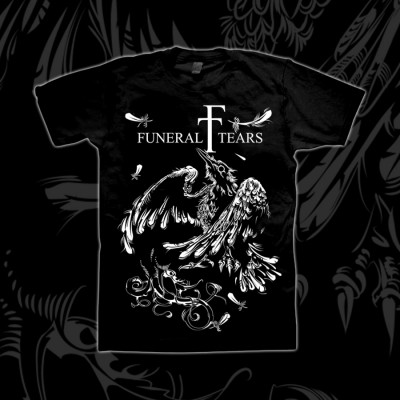 033SAT: T-Shirt - Funeral Tears