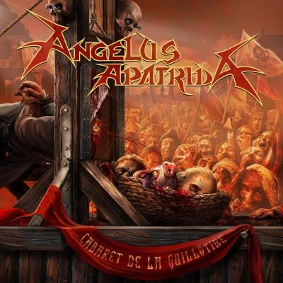 033GD / KTTR CD 110: Angelus Apatrida - Cabaret De La Guillotine (2018)