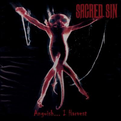 035GD / EM 017: Sacred Sin - Anguish... I Harvest [re-release] (2019)