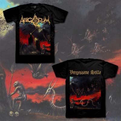 047SAT: T-Shirt - Abigorum (Vergessene Stille)