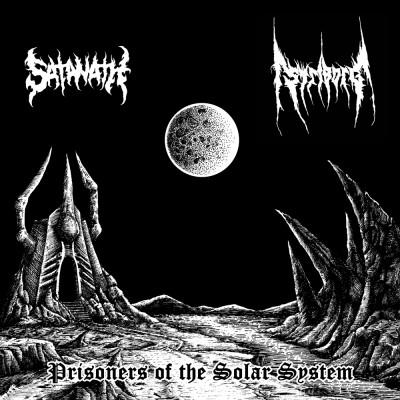 062GD / DPS016: Satanath / Striborg - Prisoners Of The Solar System [split] (2020)