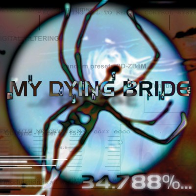SODP130 / KTTR CD 166: My Dying Bride - 34.788%... Complete [re-release] (2020)