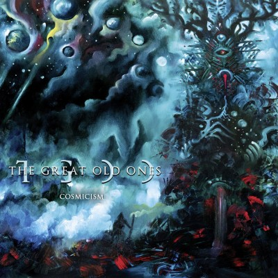SODP133 / KTTR CD 169: The Great Old Ones - Cosmicism [re-release] (2020)