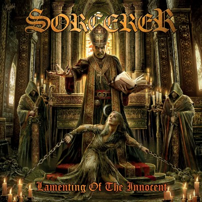 SODP139 / KTTR CD 189: Sorcerer - Lamenting Of The Innocent (2020)