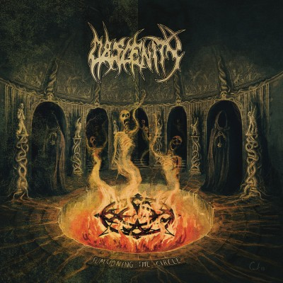 SAT236 / KTTR CD 119: Obscenity - Summoning The Circle [re-release] (2019)