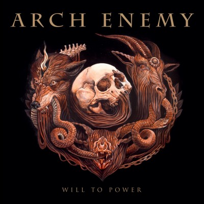 SAT237 / KTTR CD 115: Arch Enemy - Will To Power [re-release] (2019)
