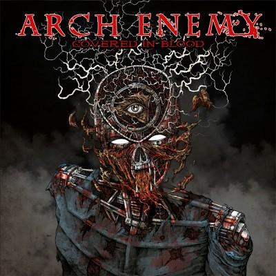 SAT238 / KTTR CD 124: Arch Enemy - Covered In Blood [compilation] (2019)