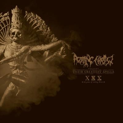 SAT242 / KTTR CD 123: Rotting Christ - Their Greatest Spells [re-release] (2019)