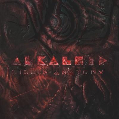 SAT245 / KTTR CD 127: Alkaloid - Liquid Anatomy [re-release] (2019)