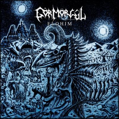 SAT249 / DPS015: Gor Morgul - Elohim (2019)