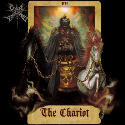 SAT254 / MHP 19-326: Order Of The Ebon Hand - VII: The Chariot (2019)