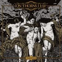 SAT296 / KTTR CD 176: On Thorns I Lay - Threnos (2020)