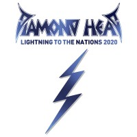 SAT303 / KTTR CD 215: Diamond Head - Lightning To The Nations 2020 (2020)