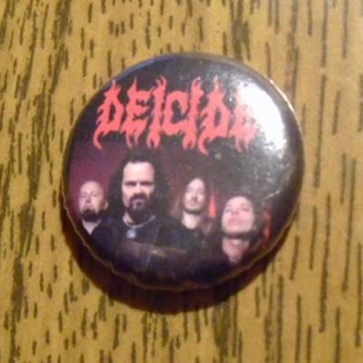 Badge - Deicide