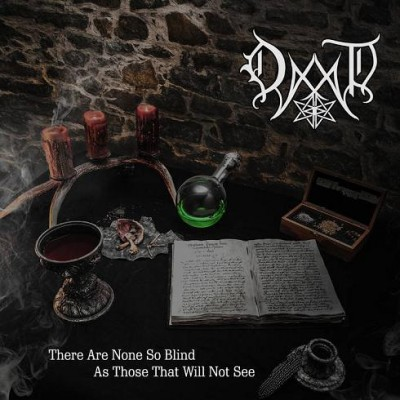 Daat - There Are None So Blind As Those That Will Not See [ep] (2016)