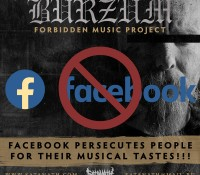 Facebook removed our label page!