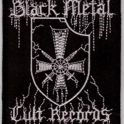 Patch - Black Metal Cult Records