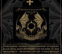 SevenSins - Legends Of Kazakhstan