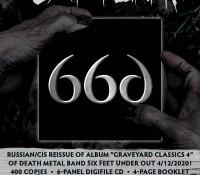 Six Feet Under - Graveyard Classics IV