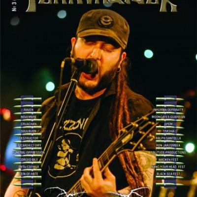 Magazine - Terroraiser # 63 (2015)