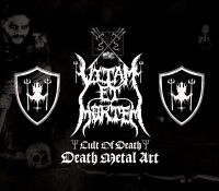 Signed a contract with Vitam Et Mortem