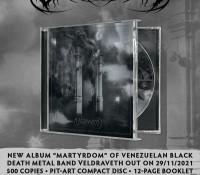 Veldraveth - Martyrdom